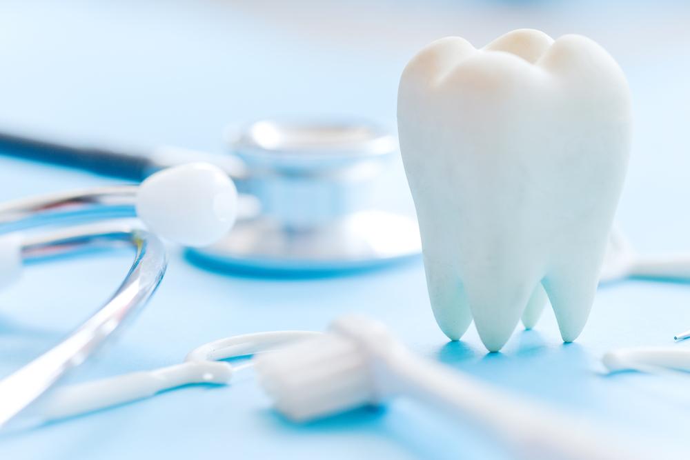 Gezogener Zahn
